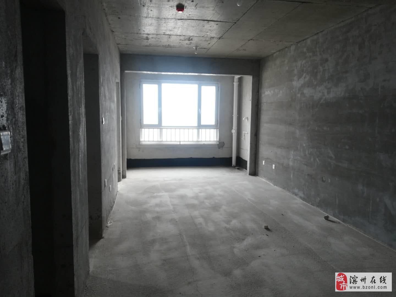 书香嘉苑电梯26楼毛坯两室带地下车位储藏室改合同办证