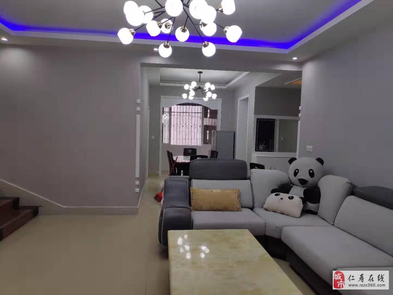 仁和苑3室2厅2卫68万元黄金二楼小区房