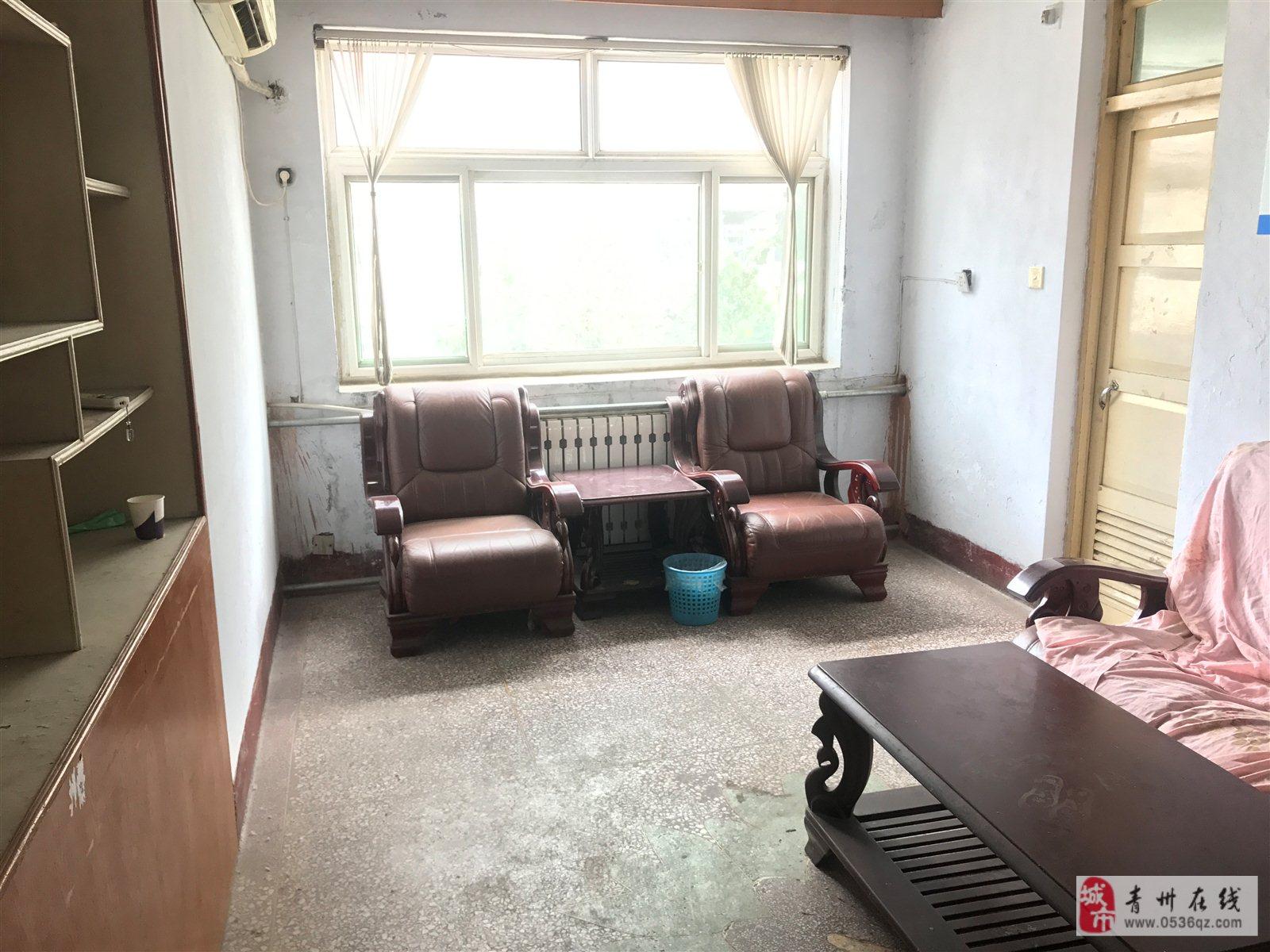 海岱小区4楼4室简装带储双证能贷款