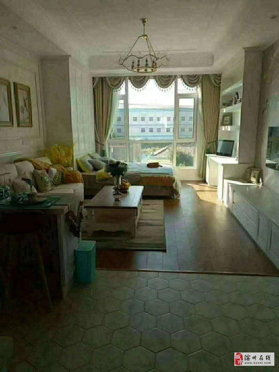 明日星城豪华装修公寓带所有家具家电39万包过户低首