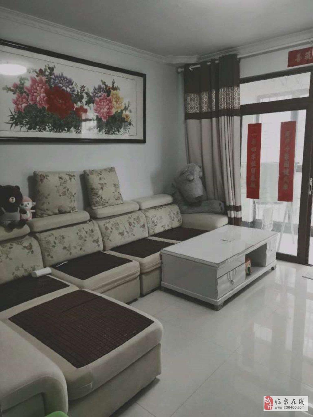 丽阳豪苑精装两房家电家具全留随时看房