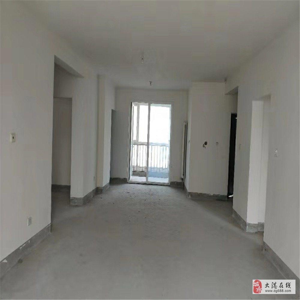 海通园七楼三室两厅两卫毛坯房房本143平190万有钥匙