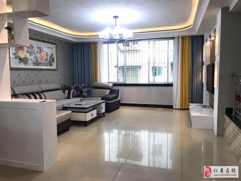 滨河路上段黄金4楼精装低首付!3室2厅2卫68.8万元