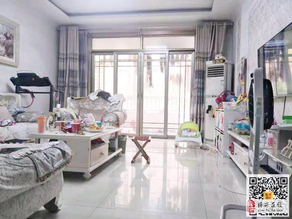 F1073怡和名士豪庭3室2厅1卫133万元