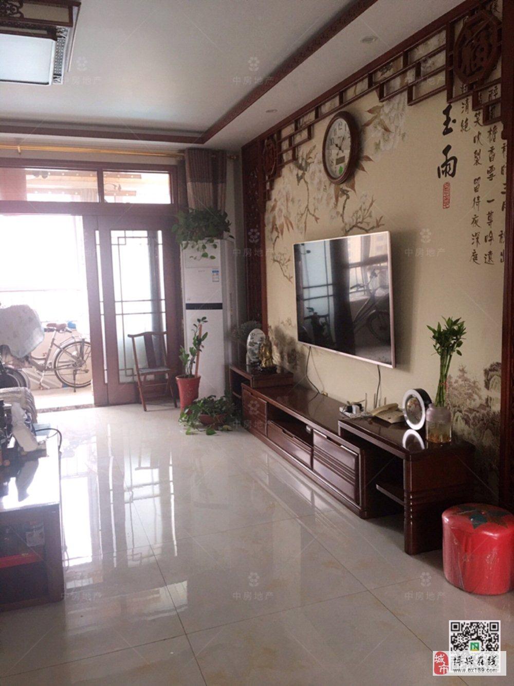 京博和苑3室2厅2卫155万元