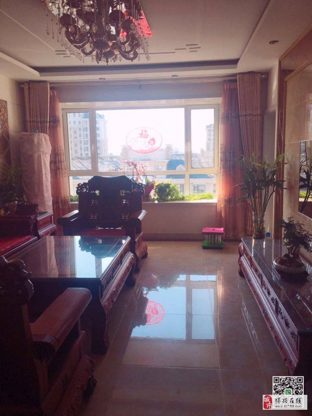 渤海锦绣城3室2厅2卫158万元