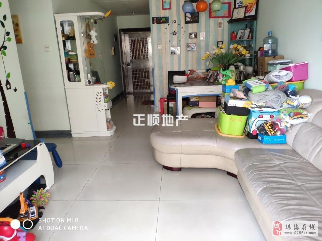 锦绣柠溪71平实用两房实用小区中间位置很安静