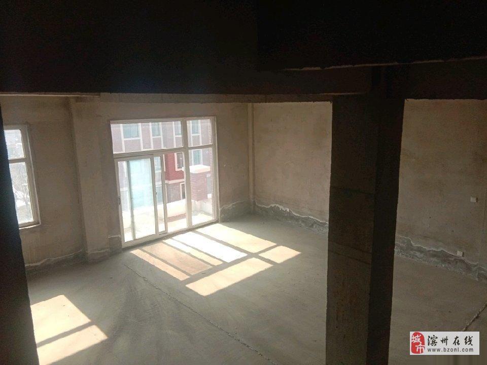 双湖贵苑3室150万元大复式小产权