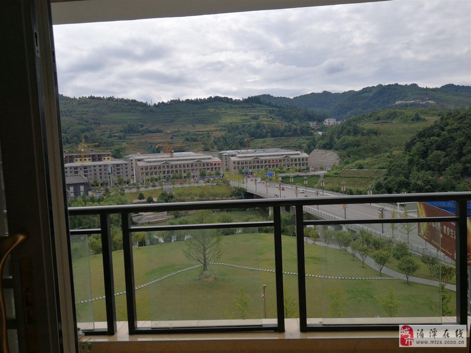 (013)香江半岛4室2厅2卫(临河观景房)