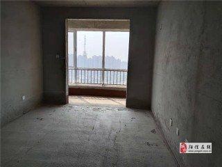 華鼎·觀瀾國際3室毛坯房帶地下車位儲藏室76萬元