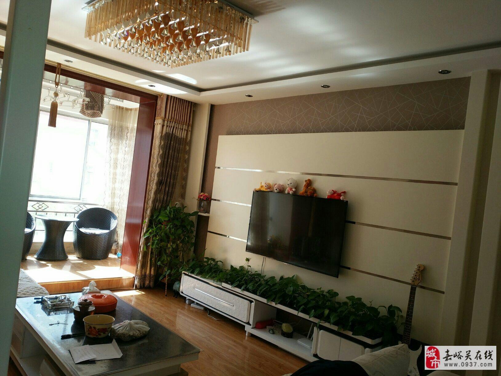 碧水綠洲3樓3室2廳1衛53萬元