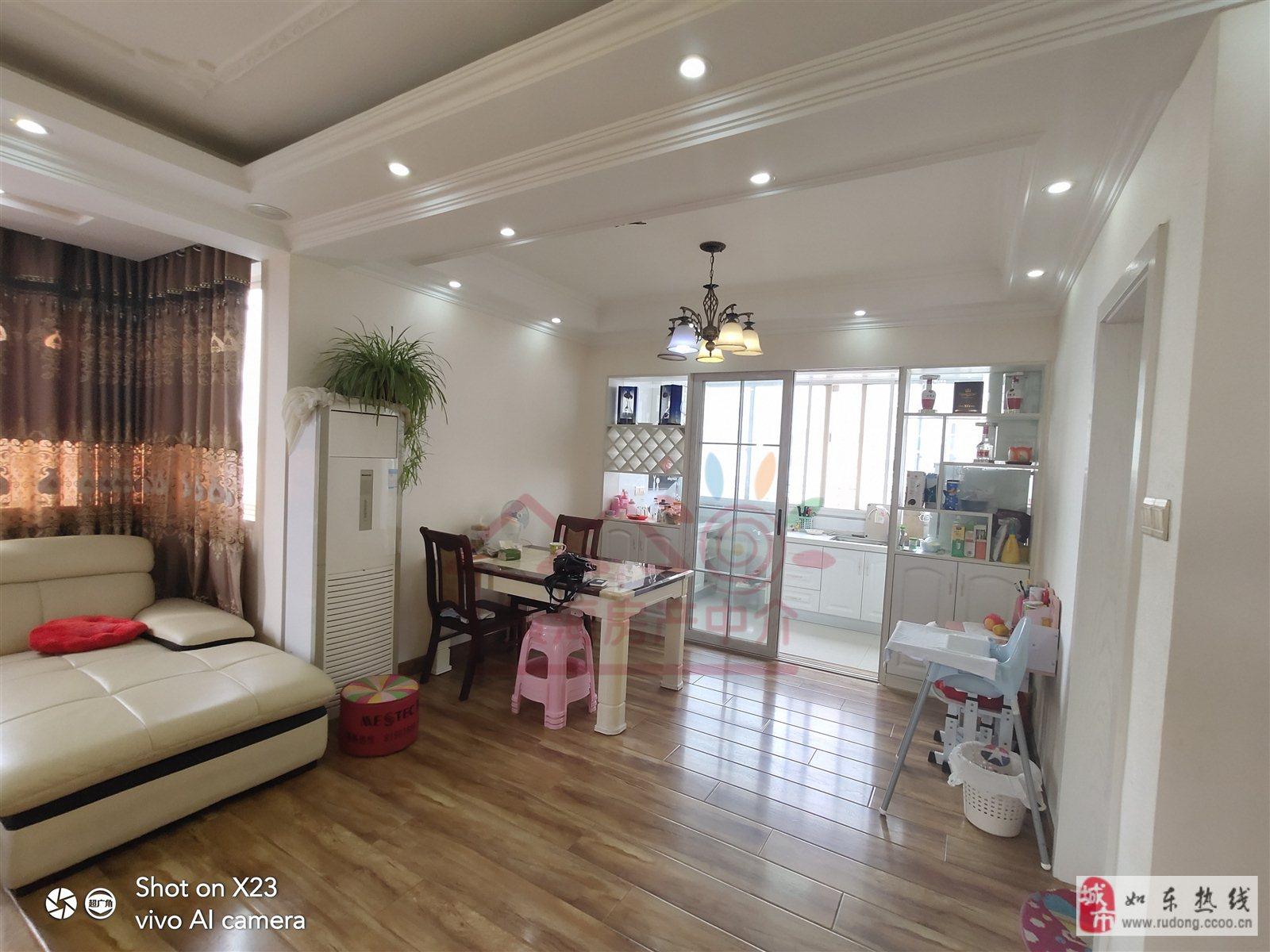 民生阳光新城180平米3室2厅1卫附房精装25平