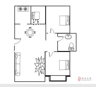 榮域陽城,精裝三居室,帶地下車庫,證滿五唯一