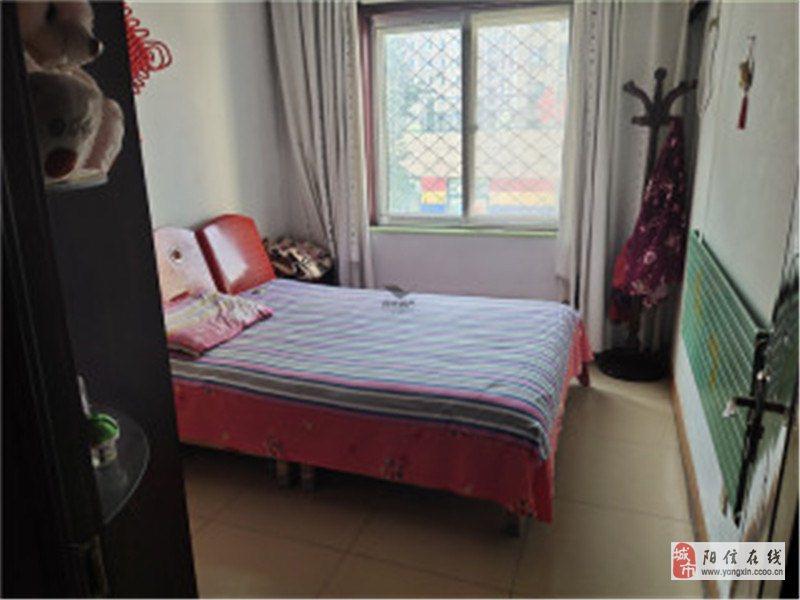 幸福小區·精裝兩居室·南北通透好戶型·老證