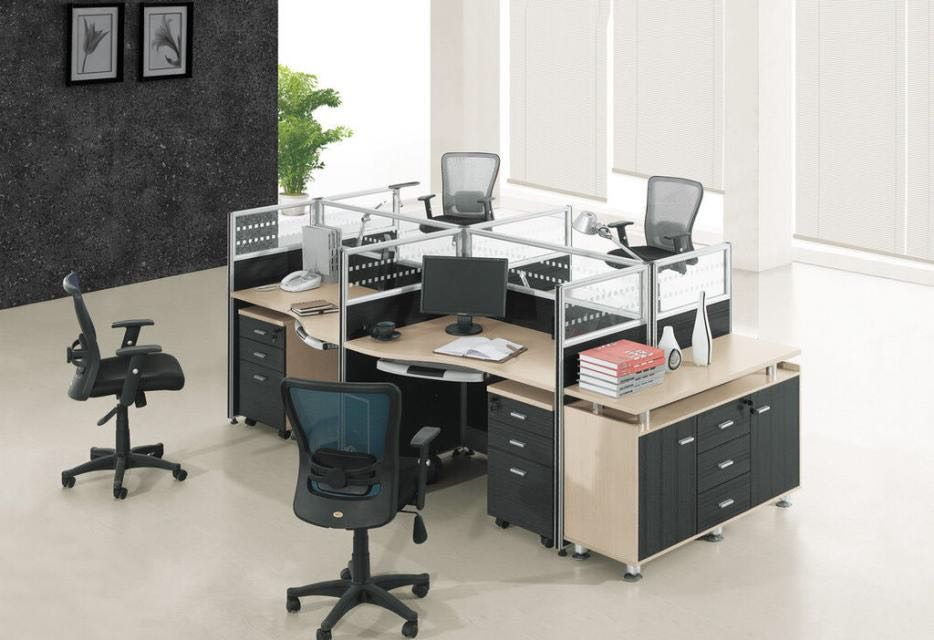 汉中办公屏风定制办公椅批发厂家直销