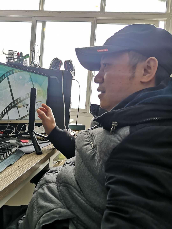 楊斌(視頻總監)