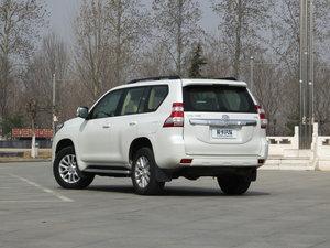 2016款普拉多 3.5L V6 自动VX NAV