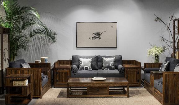 君和家具首次登�南京2016家�b展