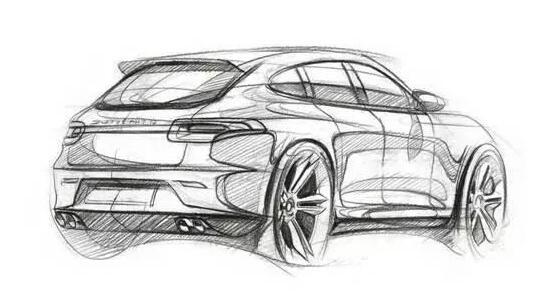 车轮设计素描创意图片