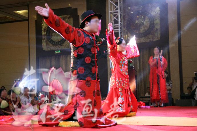 时尚婚庆,中式婚礼,传统婚礼,