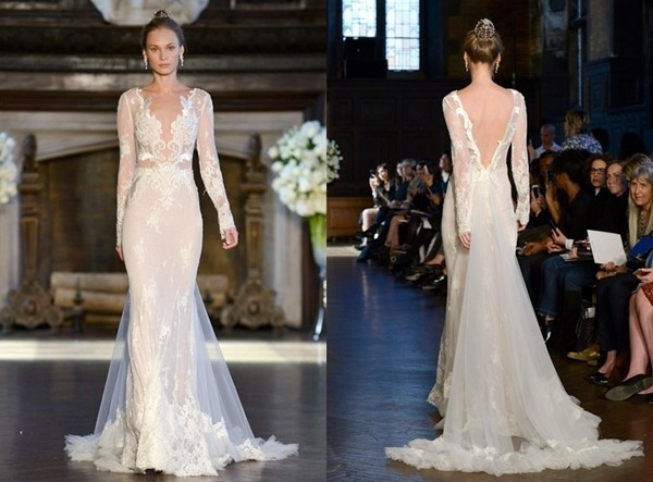 美?#34903;?#24687;2016秋冬最美的20件婚纱