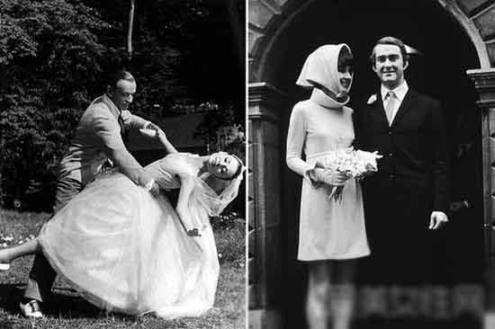 从赫本说起经典婚礼镜头