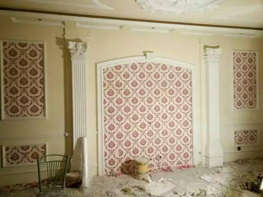 墙纸墙布硅藻泥�L壁画软包艺术涂料�手工壁纸