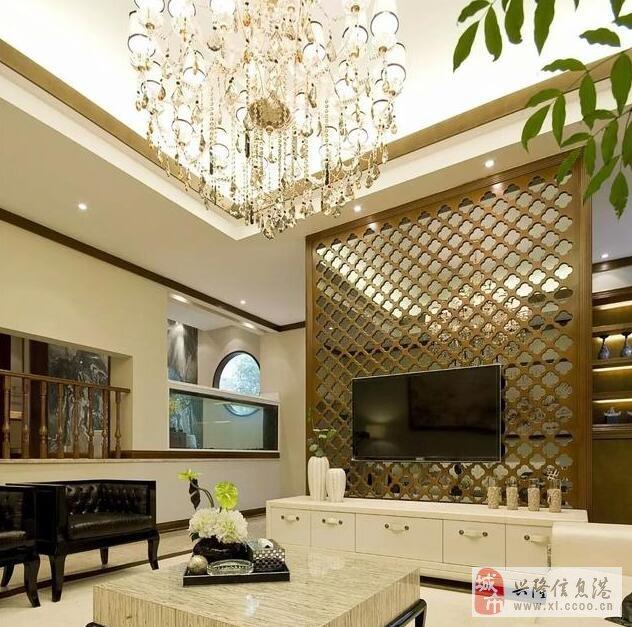 豪宅装修新中式