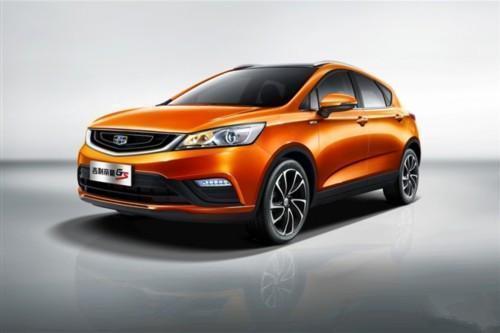 10万级热销中国品牌SUV