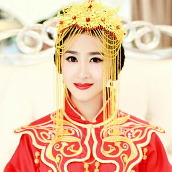中式新娘妆的类型 中式新娘妆有哪些图片