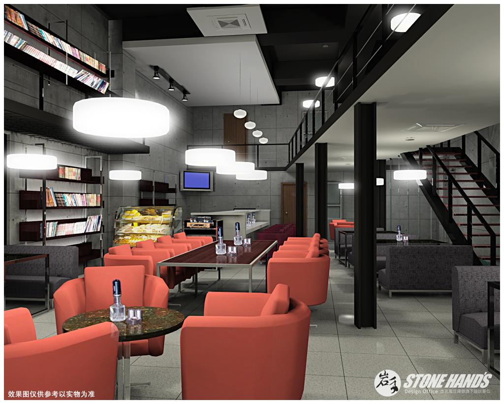 咖啡厅   家装