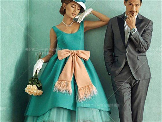 开封二十一世纪婚纱摄影