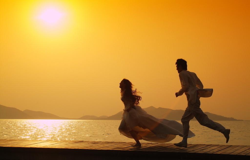 2016年婚纱流行款