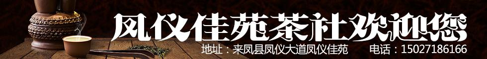 凤仪佳苑茶社开业啦!