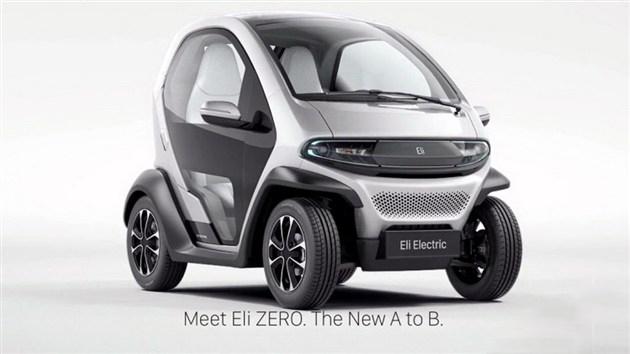 Eli ZERO电动车