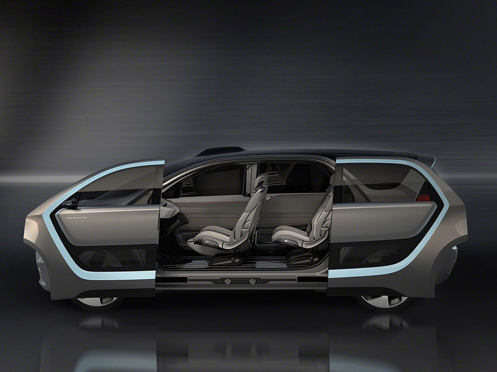 Portal概念车