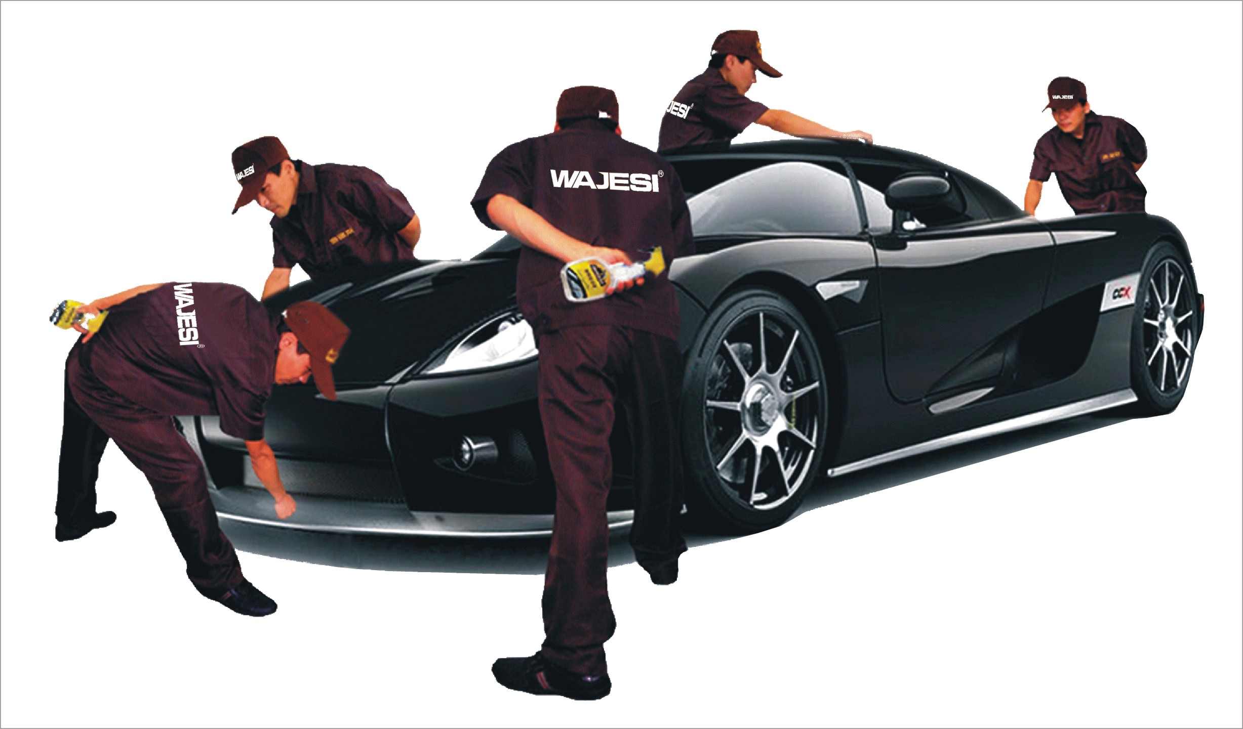 汽车美容保养小常识-汽车漆面养护