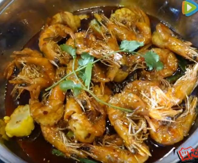 舌尖上的宝坻-虾吃虾涮火锅