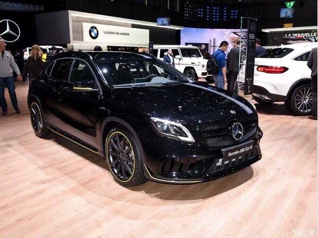 新款AMG GLA 45售57.90万元
