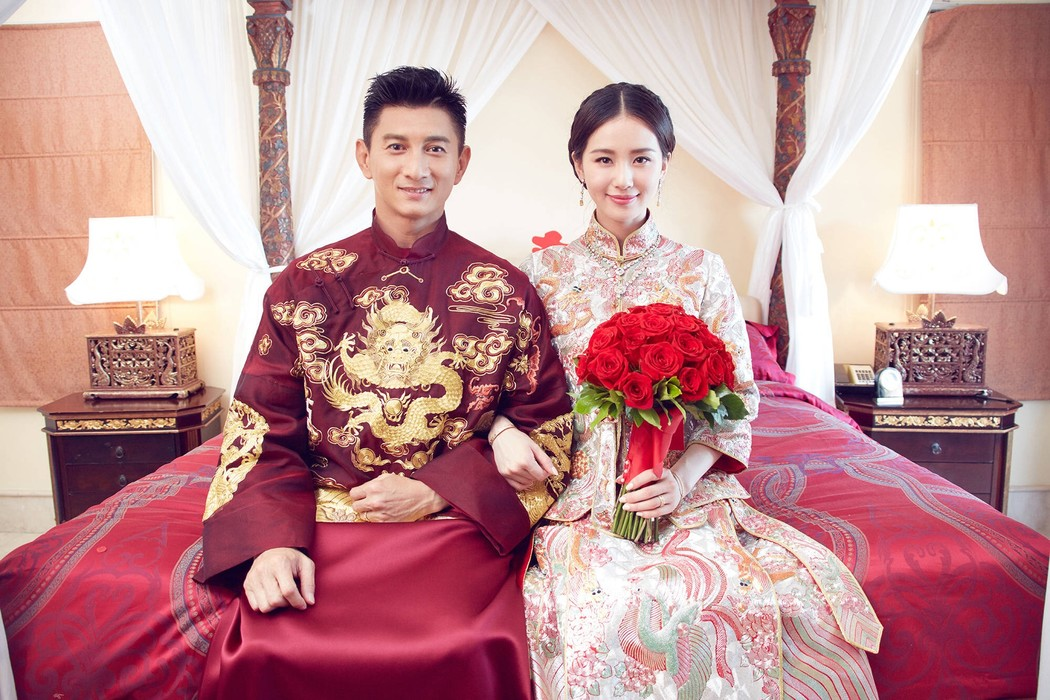 复古式婚礼