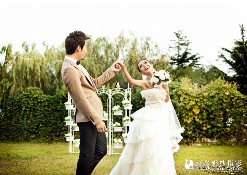 澳门牌九平台喜多婚纱摄影