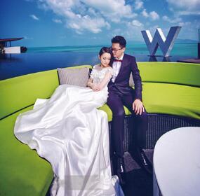 澳门牌九平台唯一视觉婚纱摄影