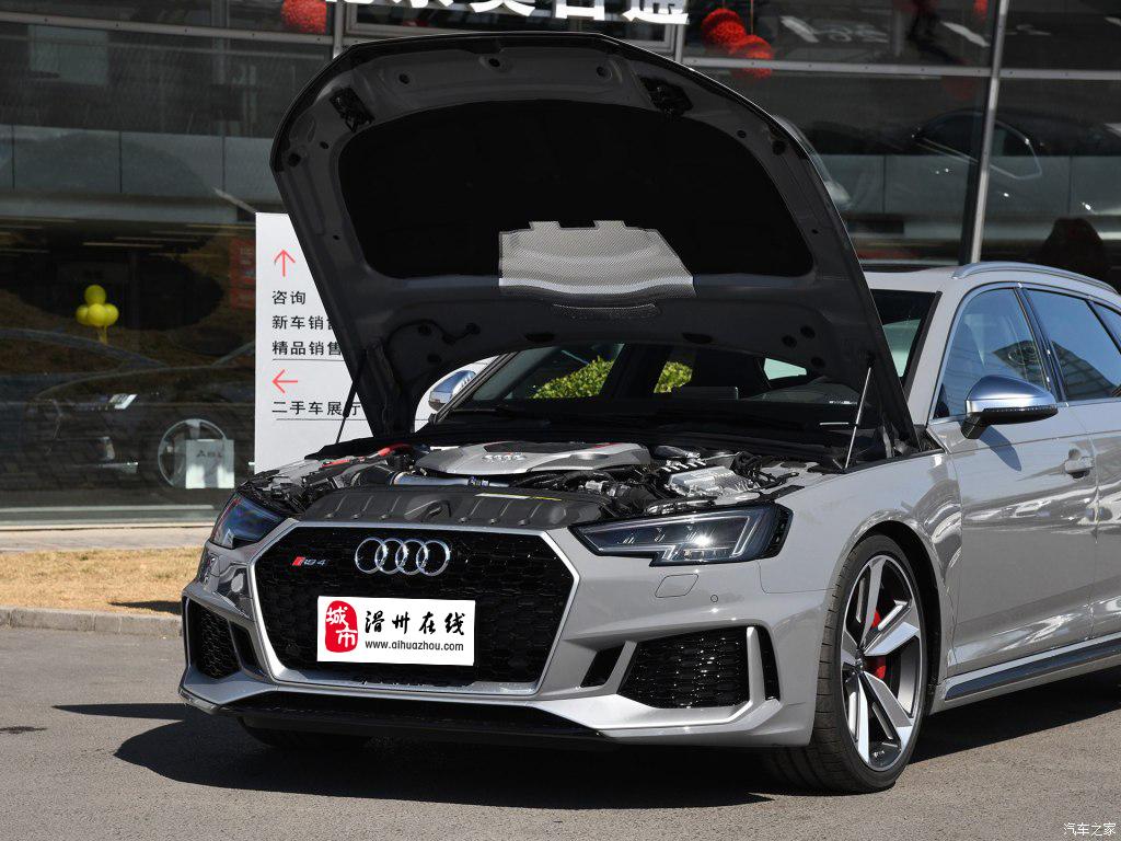 Audi Sport-�W迪RS 4