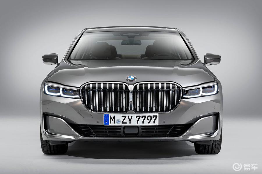 新BMW 7系