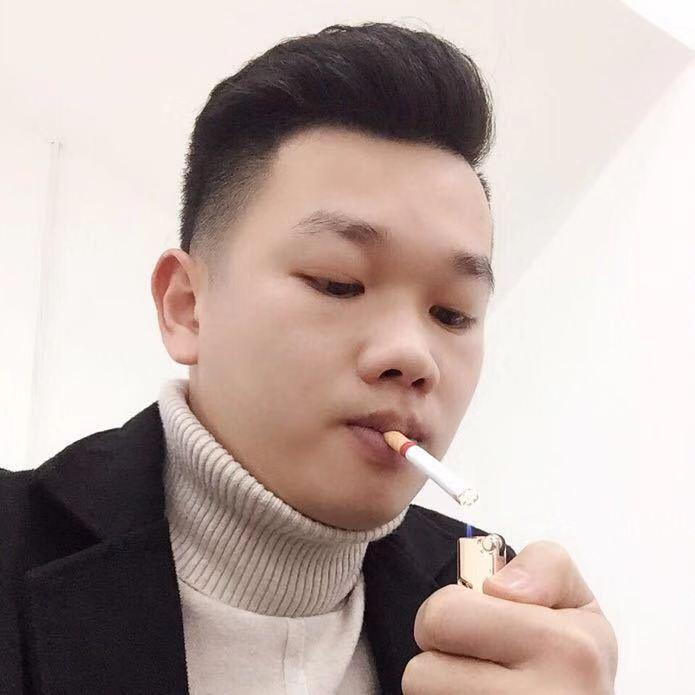 哥抽的不是烟是寂寞