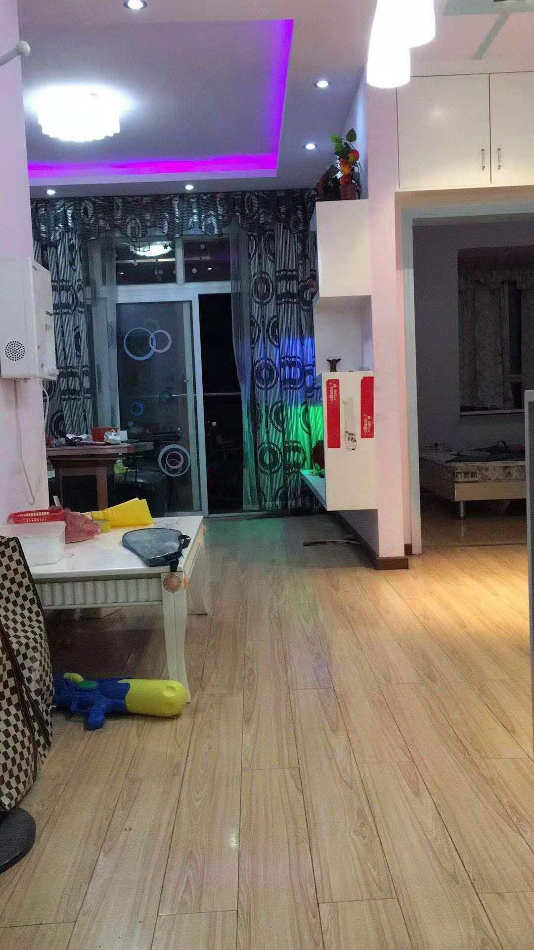 腾宇中央新城2室 2厅 1卫48万元