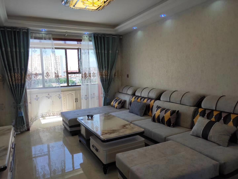 东关苑精装地暖房按揭2室 2厅 1卫37.6万元