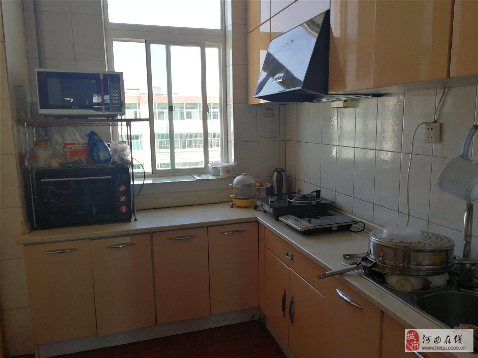 忻州黃河大街河府小區3室 1廳 1衛51萬元