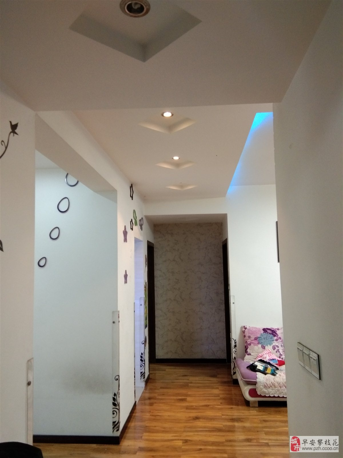上海花園安置房2室 2廳 1衛33萬元