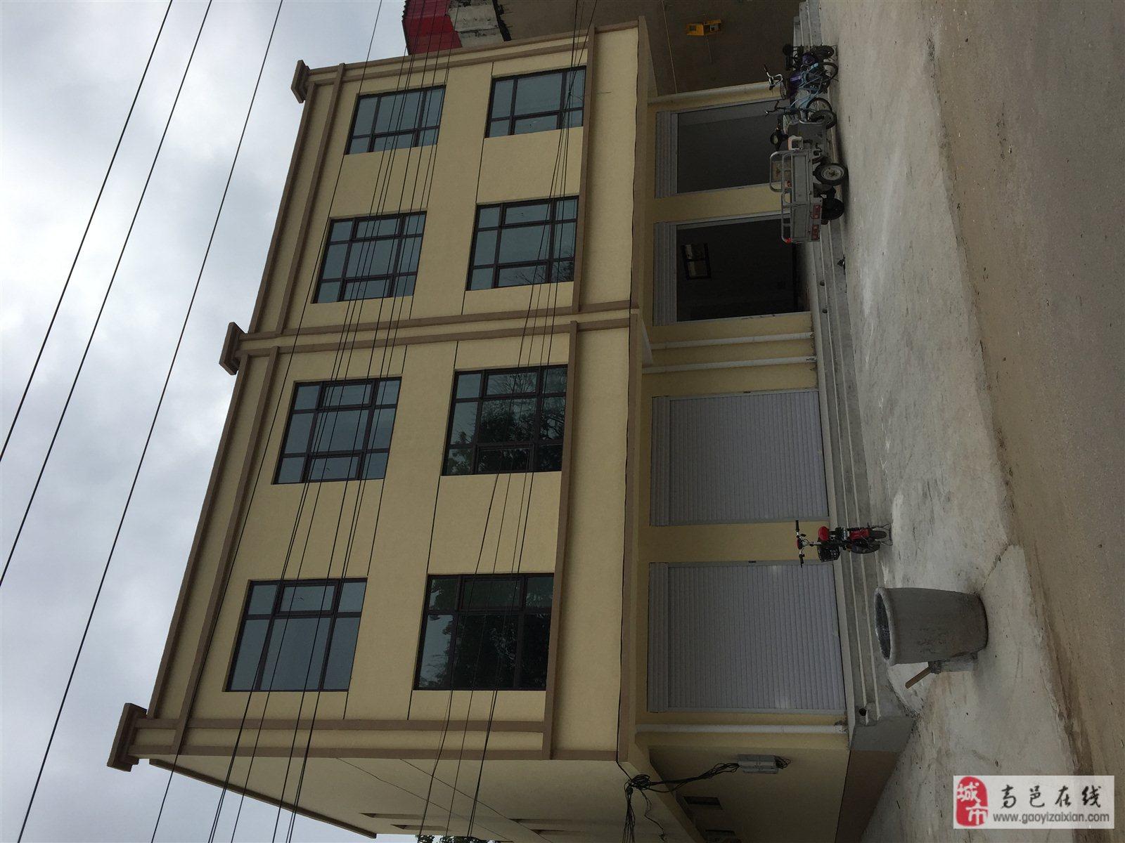 三层,一层商铺,二、三层住宅